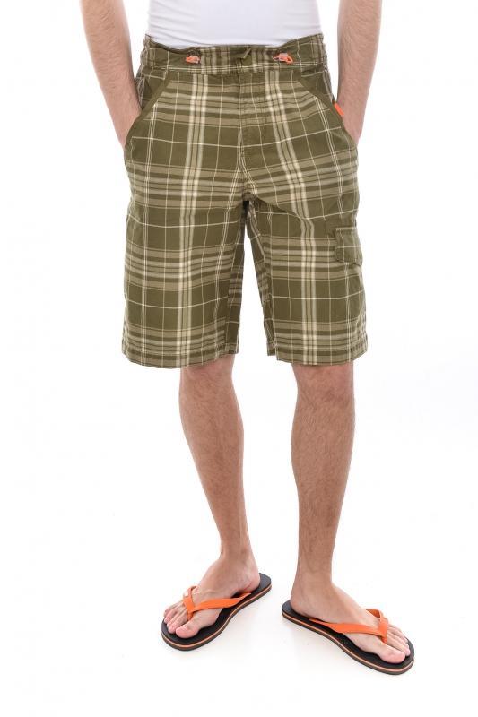 PUMA Pantalon scurt  PUMA  pentru barbati Pantalon scurt  PUMA  pentru barbati MENS CHECKED CARGO SHORTS