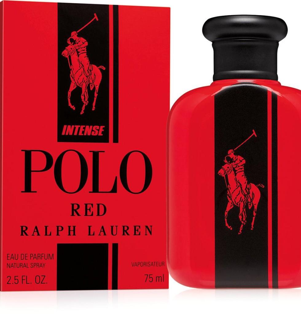 Ralph Lauren Ralph Lauren Polo Red Intense 2.5 EDP Red