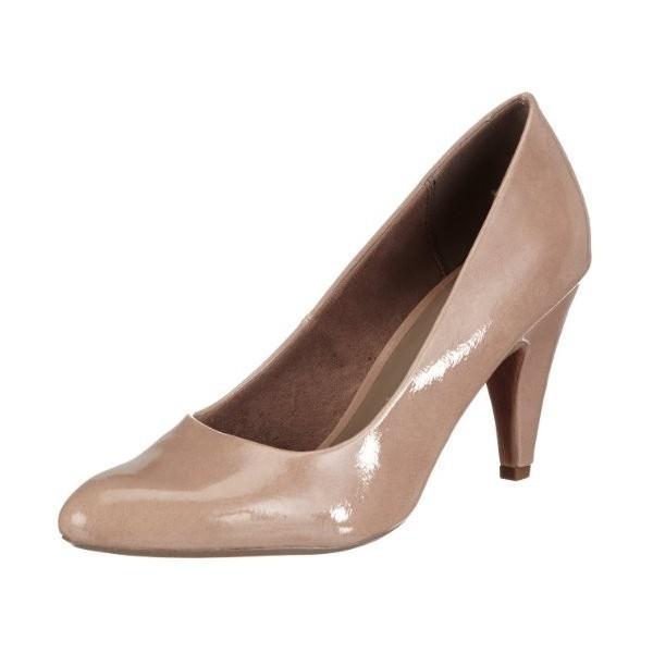 TAMARIS GDY154 Pantofi simpli lacuiti cu toc