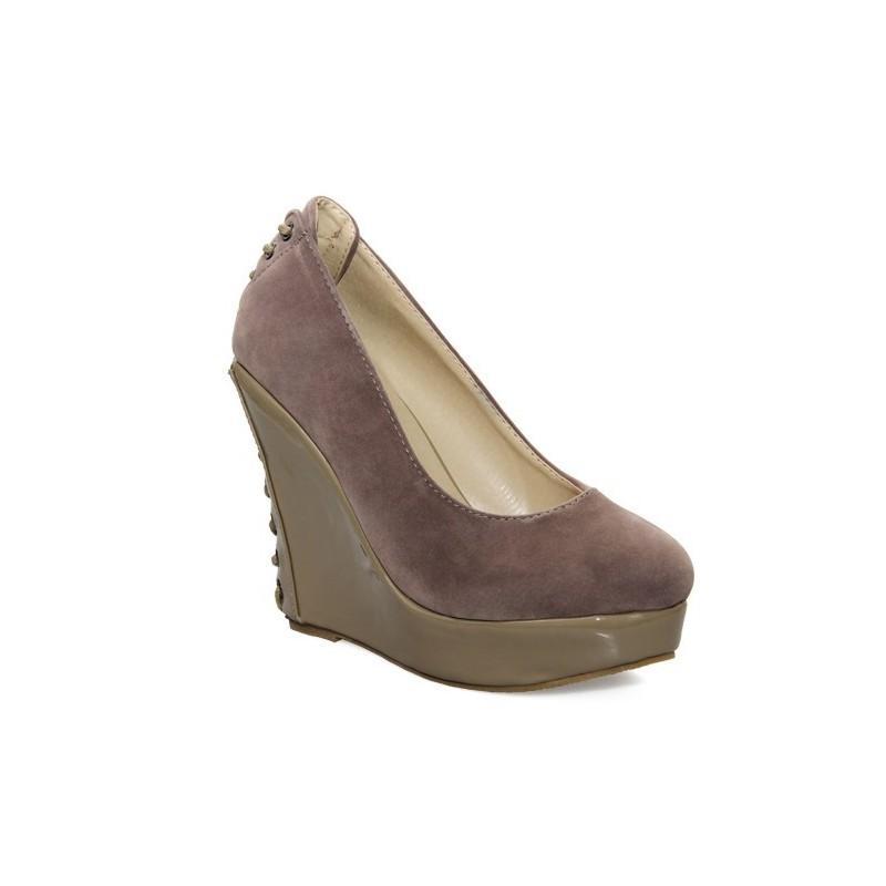 Pantofi dama khaki Hopeful 1