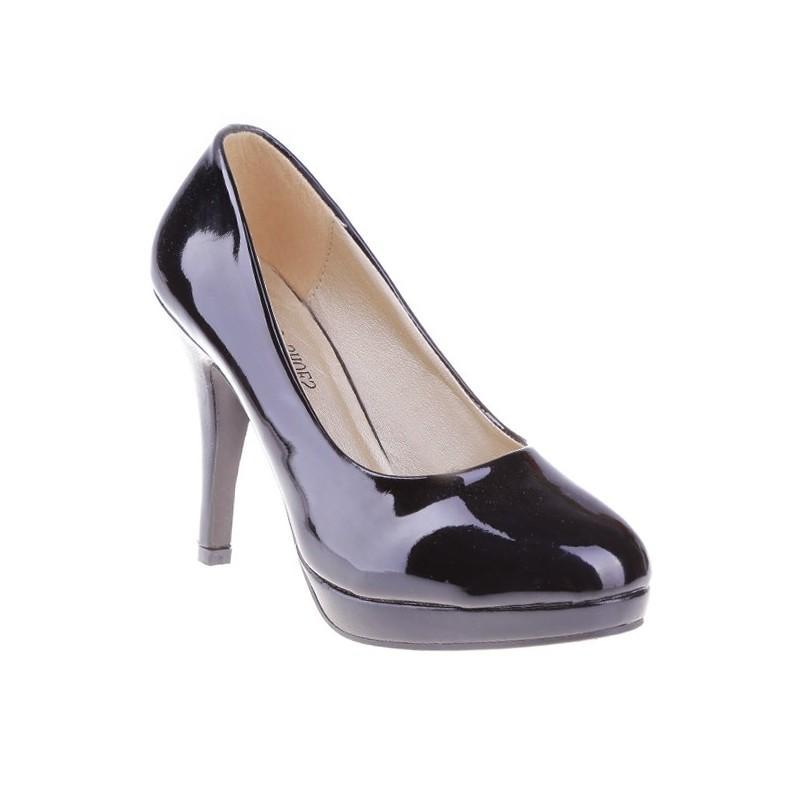 Pantofi dama din lac Enrika