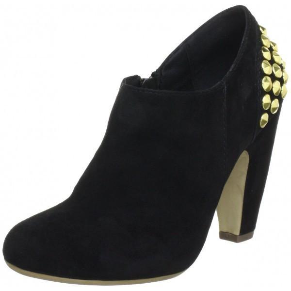 SPM Shoes & Boots GDY120-1 Pantofi accesorizati din piele