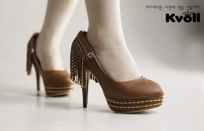 CH247 Pantofi Dama Incaltamine Femei Pantofi cu Toc