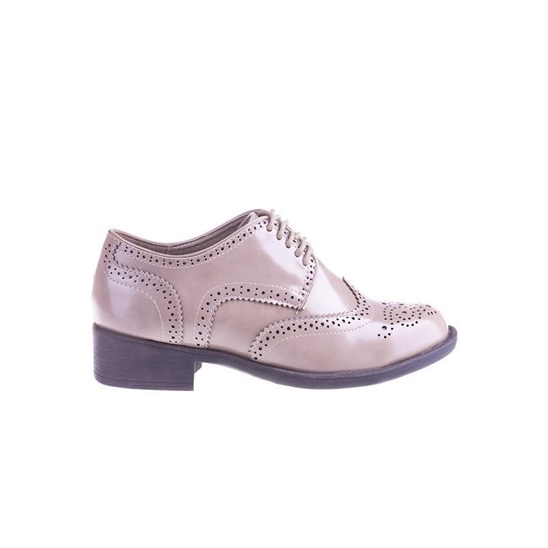 Pantofi dama Oxford